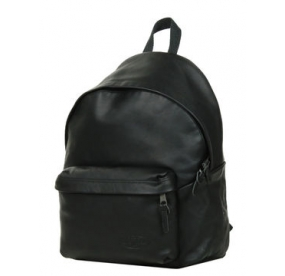 PADDED CUIR BLACK INK LEATHER...