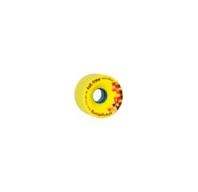 ORANGATANG FAT FREE 65MM YELLO