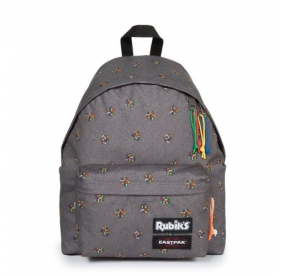 K620 RUBIK'S GREY EASTPAK