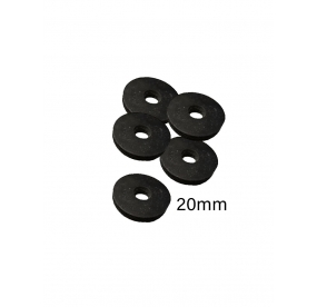 SMALL RUBBER WASHER 20mm POUR...