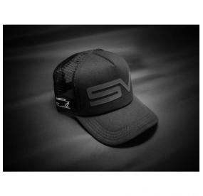 MESH TRUCKER CAP SEVERNE BLACK