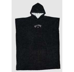 HOODIE TOWEL BLACK