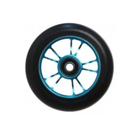 Roue blunt10 SPOKES 100MM TEAL
