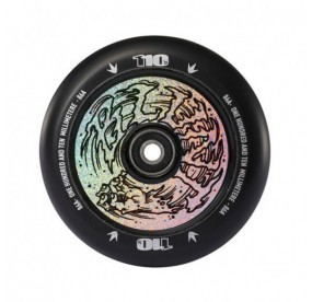 Blunt roue 110 HOLLOW Hand hologram